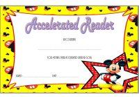 AR Certificate Template 4