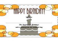 Happy Birthday Gift Certificate 6