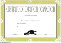CEU Certificate Template 1