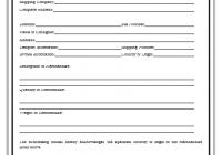 Certificate of Origin Template 1
