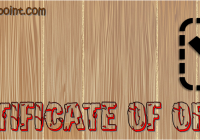 Certificate of Origin Template Ideas by Paddle