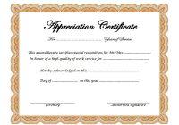 Certificate of Retirement 2