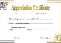 Certificate of Retirement 3