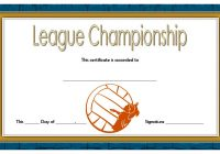 Championship Certificate 9