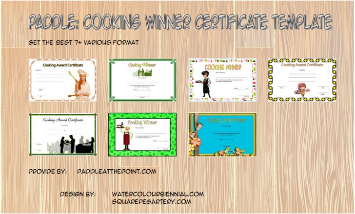 Permalink to Cooking Competition Certificate Templates: The 7+ Best Ideas