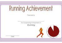 Editable Running Certificate 2