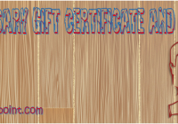 FREE Happy Anniversary Gift Certificate Template by Paddle