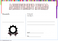 FREE Most Likely to Certificate Template 9