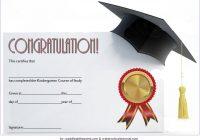Kindergarten Graduation Certificate Printable 4
