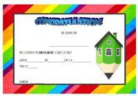 Kindergarten Graduation Certificate Printable 8