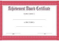 Long Service Award Certificate Template 10
