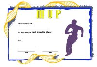 MVP Certificate Template 5