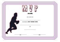 MVP Certificate Template 6