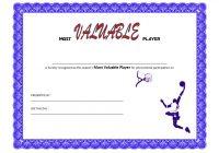 MVP Certificate Template 8