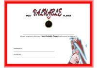 MVP Certificate Template 9