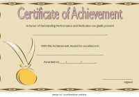 Martial Arts Certificate Template 8