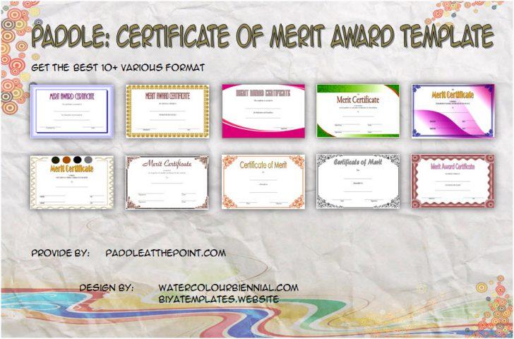 Permalink to Merit Award Certificate Templates FREE (10+ Best Ideas)