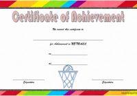 Netball Achievement Certificate Template 5