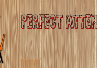 Paddleatthepoint.com Perfect Attendance Certificate