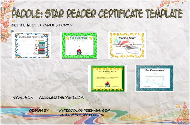 Permalink to Star Reader Certificate Template Free – 5+ Best Ideas