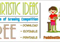 TOP 7 Drawing Competition Certificate Templates FREE Download