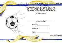 Teamwork Certificate Template 8