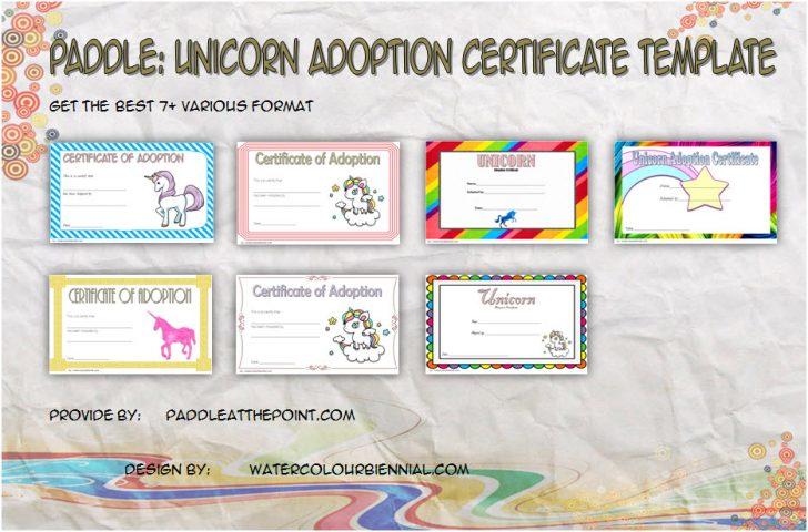Permalink to FREE Unicorn Adoption Certificate Templates – 7+ Best Ideas